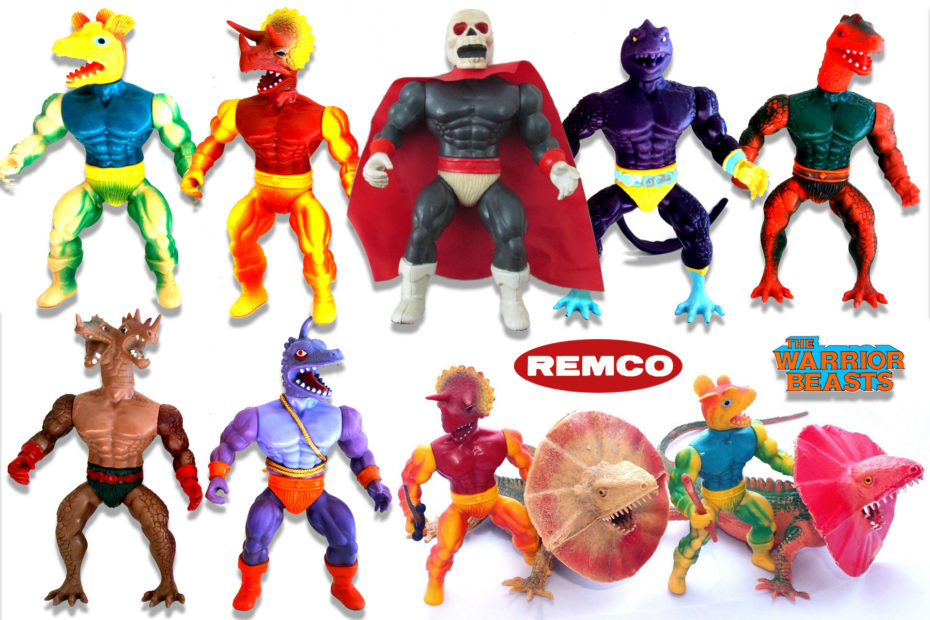 Remco Warrior Beasts Featured Image