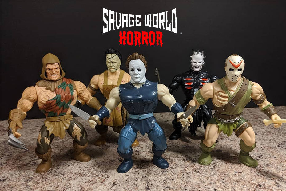 Funko Savage World Horror Icons Featured Image